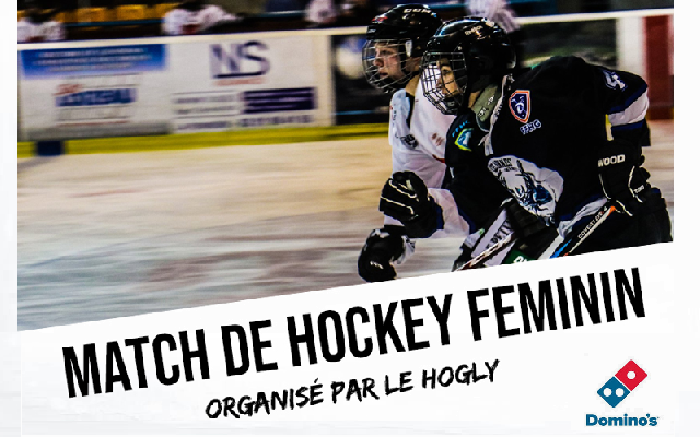 HOCKEY FEMININ : MATCH LE 16/3/19